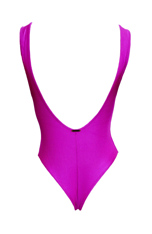 Body Texturizado Rosa Pink