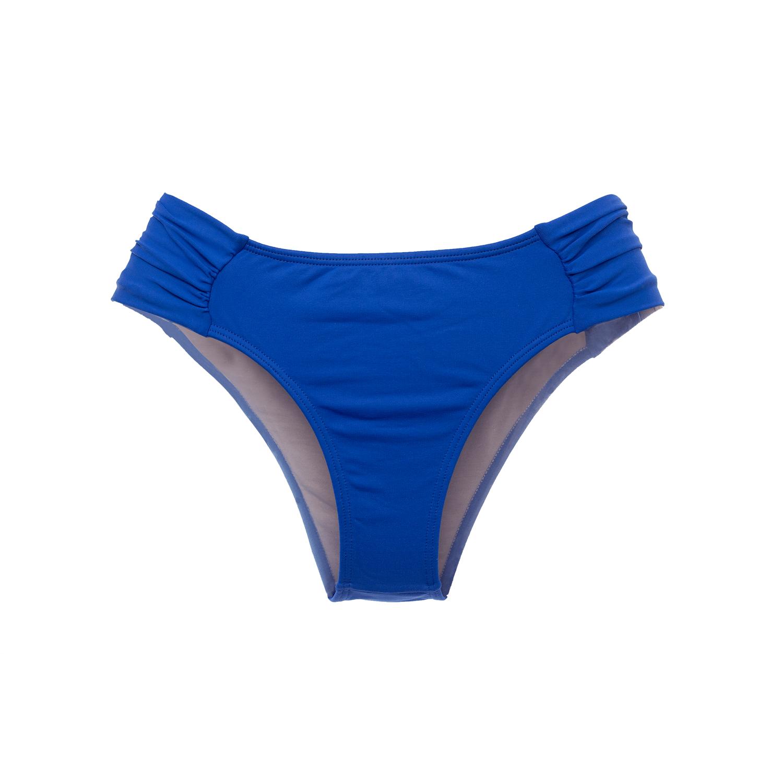 Calcinha Confort Média Azul Royal