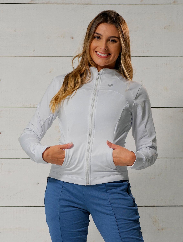 Jaqueta Ciclismo Branca