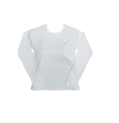 Blusa Infantil Proteção UV Branco