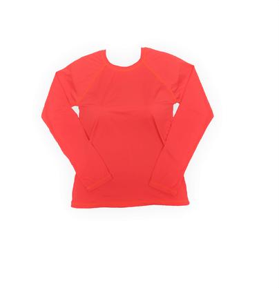 Blusa Infantil Proteção UV Laranja