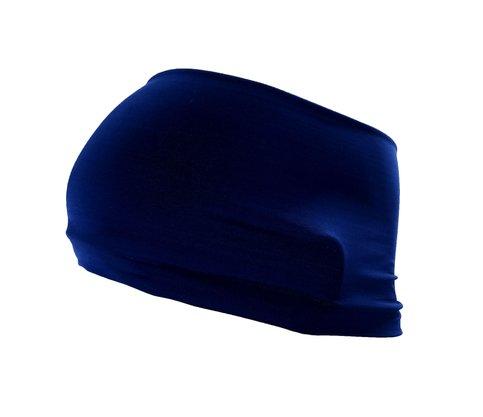 Faixa De Cabelo Azul Marinho