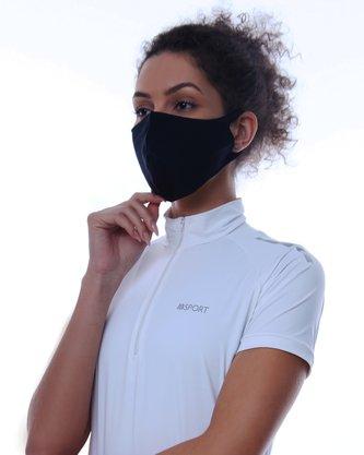 Máscara Protetora Preta