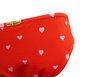 Conjunto Infantil Cropped Corações