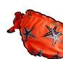 Conjunto Infantil FruFru Estrelas do Mar Laranja