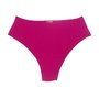 Hot Pants Rosa Com Elástico Embutido