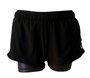 Shorts 2 em 1 Preto