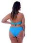 Sutiã Modelle Com Amarração Azul Turquesa