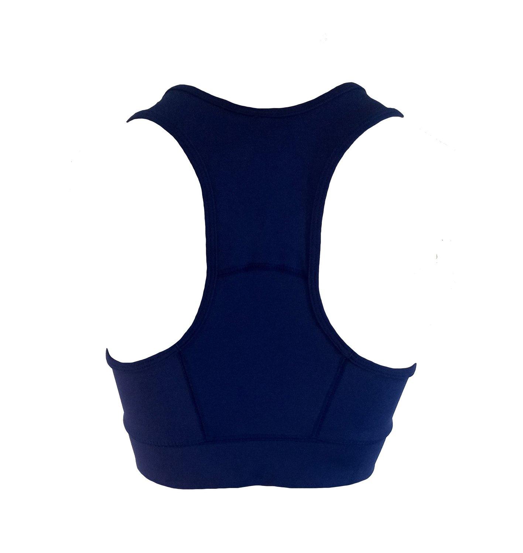 Top Firme Nadador Azul Marinho